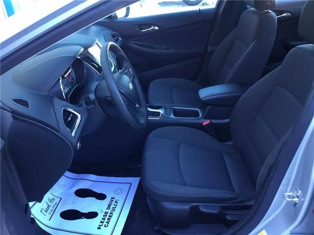 2018 Chevrolet Cruze LT Auto (Stk: 187042R) in Grimsby - Image 13 of 14