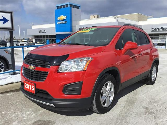 2015 Chevrolet Trax 1LT (Stk: 157106) in Grimsby - Image 1 of 14