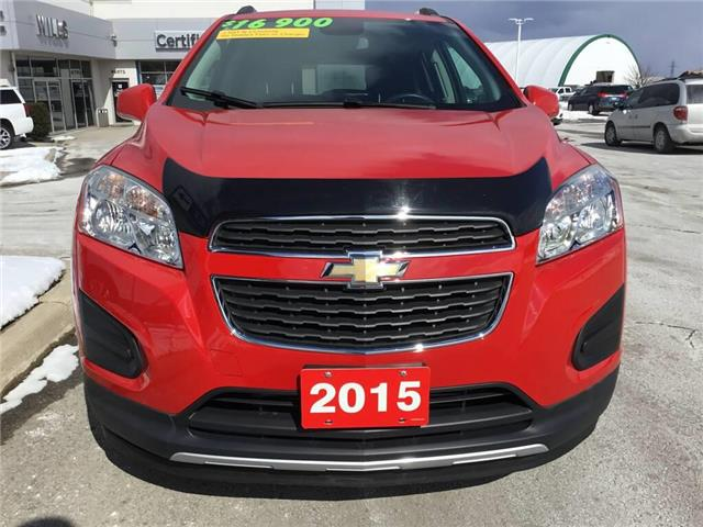 2015 Chevrolet Trax 1LT (Stk: 157106) in Grimsby - Image 2 of 14