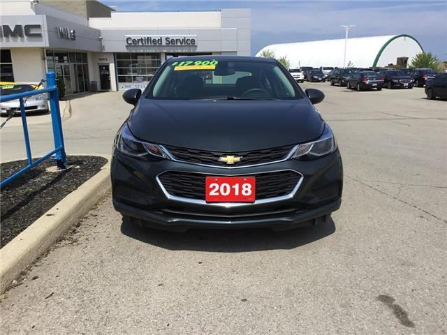 2018 Chevrolet Cruze LT Auto (Stk: 189230R) in Grimsby - Image 2 of 14