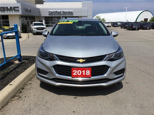 2018 Chevrolet Cruze LT Auto (Stk: 183645R) in Grimsby - Image 2 of 14