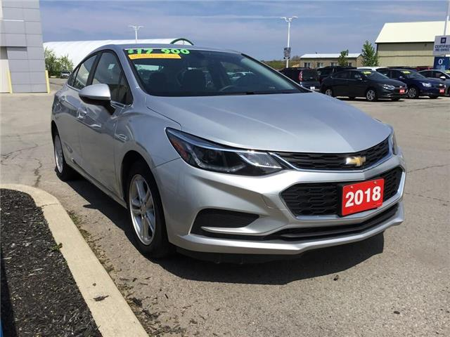 2018 Chevrolet Cruze LT Auto (Stk: 183645R) in Grimsby - Image 3 of 14