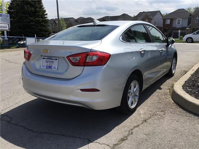 2018 Chevrolet Cruze LT Auto (Stk: 183645R) in Grimsby - Image 4 of 14