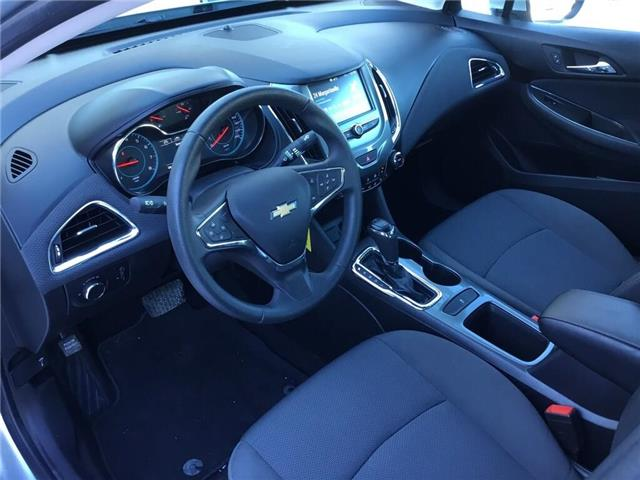2018 Chevrolet Cruze LT Auto (Stk: 183645R) in Grimsby - Image 12 of 14