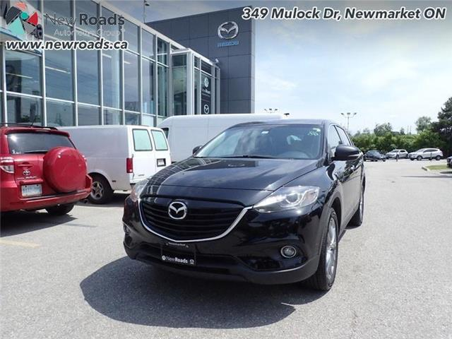 2015 Mazda CX-9 GT (Stk: 14202) in Newmarket - Image 1 of 30