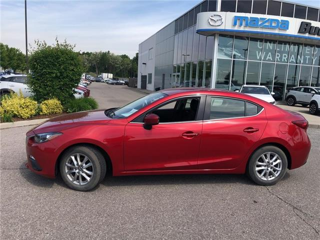 2016 Mazda Mazda3 GS (Stk: 16707A) in Oakville - Image 2 of 19