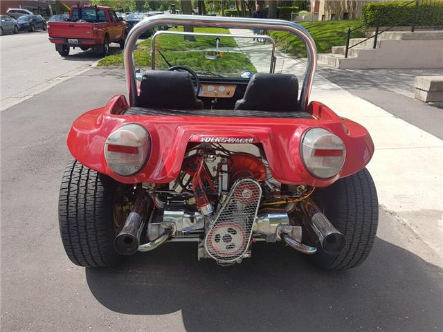 1966 Volkswagen DUNE BUGGY MEYERS MANX /STREET LEGAL !!! (Stk: VW 1966) in Toronto - Image 16 of 16