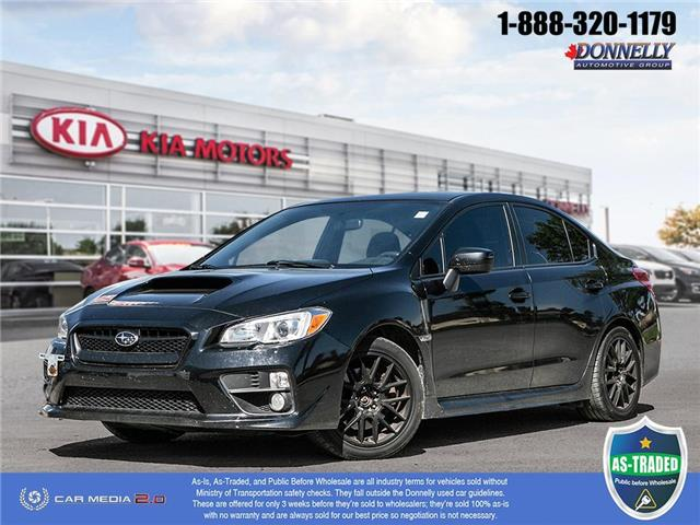 2015 Subaru WRX Base (Stk: CLKUR2271A) in Kanata - Image 1 of 29
