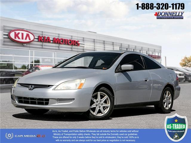 2004 Honda Accord EX V6 (Stk: PBWKDS112B) in Kanata - Image 1 of 28