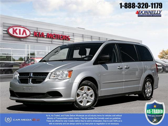 2011 Dodge Grand Caravan SE/SXT (Stk: PBWKS413DTA) in Kanata - Image 1 of 27