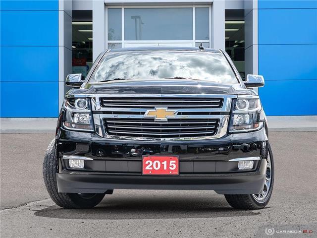 2015 Chevrolet Tahoe LTZ (Stk: 2447P) in Mississauga - Image 2 of 27