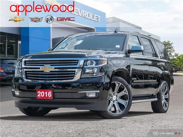 2016 Chevrolet Tahoe LTZ (Stk: 3843TN) in Mississauga - Image 1 of 27