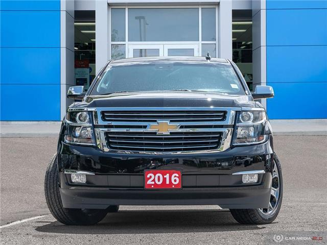 2016 Chevrolet Tahoe LTZ (Stk: 3843TN) in Mississauga - Image 2 of 27