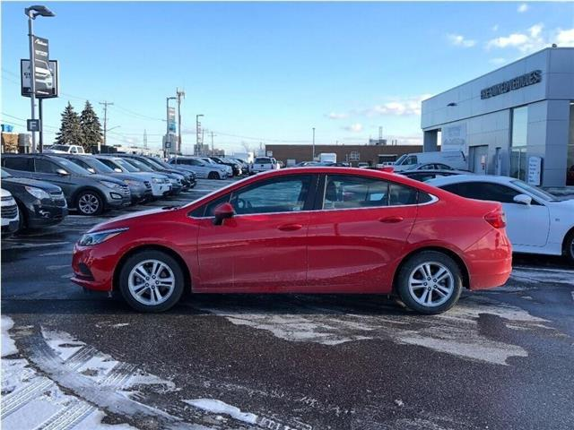 2018 Chevrolet Cruze LT Auto (Stk: U121000) in Mississauga - Image 2 of 18