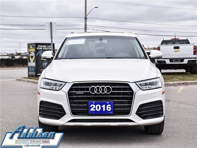 2016 Audi Q3 2.0T Technik (Stk: U000603) in Mississauga - Image 2 of 30