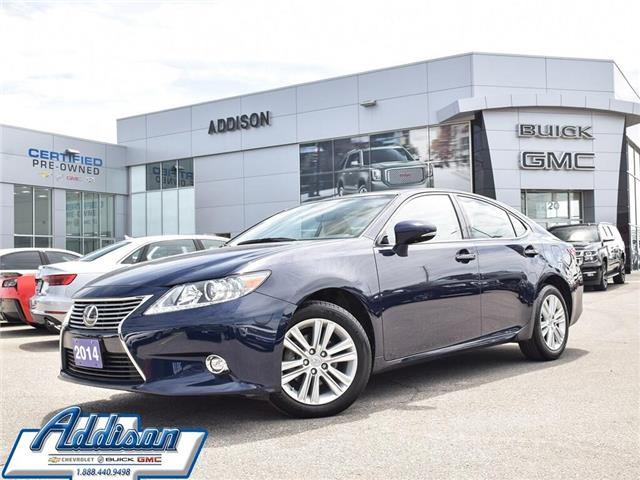 2014 Lexus ES 350 Base (Stk: U098774) in Mississauga - Image 1 of 27