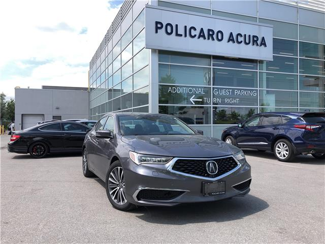 2018 Acura TLX Tech (Stk: 801376T) in Brampton - Image 1 of 23