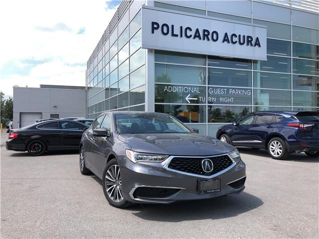 2018 Acura TLX Tech (Stk: 801376T) in Brampton - Image 2 of 23