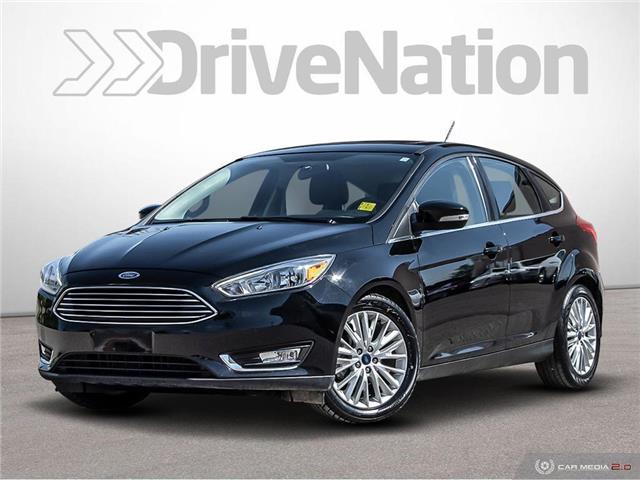 2018 Ford Focus Titanium (Stk: D1371) in Regina - Image 1 of 28