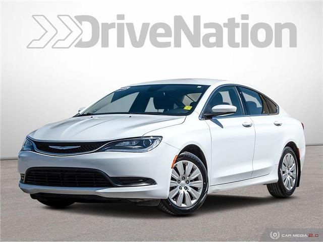 2016 Chrysler 200 LX 1C3CCCFB4GN182365 D1369 in Regina