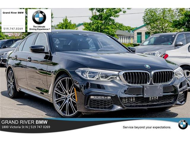 2018 BMW 540i xDrive (Stk: PW4886) in Kitchener - Image 1 of 21