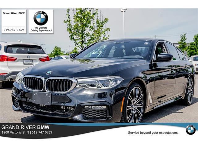 2018 BMW 540i xDrive (Stk: PW4886) in Kitchener - Image 3 of 21