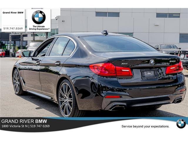 2018 BMW 540i xDrive (Stk: PW4886) in Kitchener - Image 5 of 21