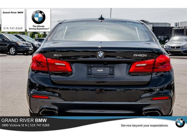 2018 BMW 540i xDrive (Stk: PW4886) in Kitchener - Image 6 of 21
