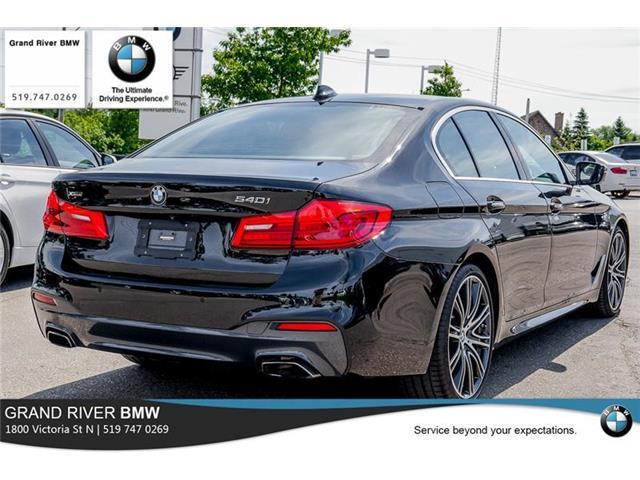 2018 BMW 540i xDrive (Stk: PW4886) in Kitchener - Image 7 of 21