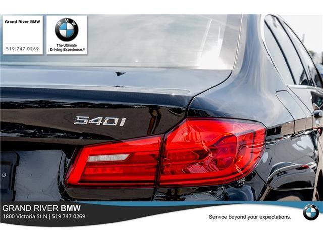 2018 BMW 540i xDrive (Stk: PW4886) in Kitchener - Image 8 of 21