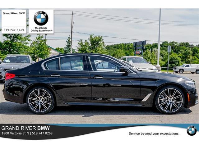 2018 BMW 540i xDrive (Stk: PW4886) in Kitchener - Image 9 of 21