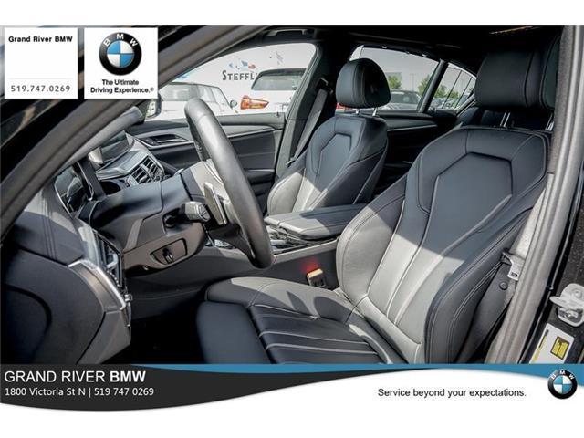 2018 BMW 540i xDrive (Stk: PW4886) in Kitchener - Image 10 of 21
