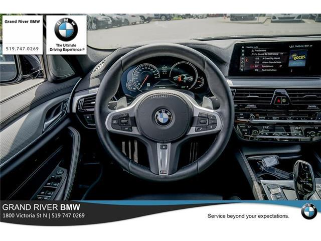 2018 BMW 540i xDrive (Stk: PW4886) in Kitchener - Image 13 of 21