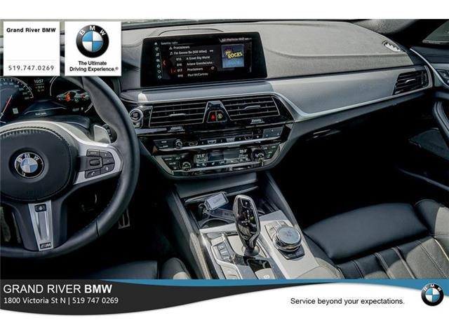 2018 BMW 540i xDrive (Stk: PW4886) in Kitchener - Image 14 of 21