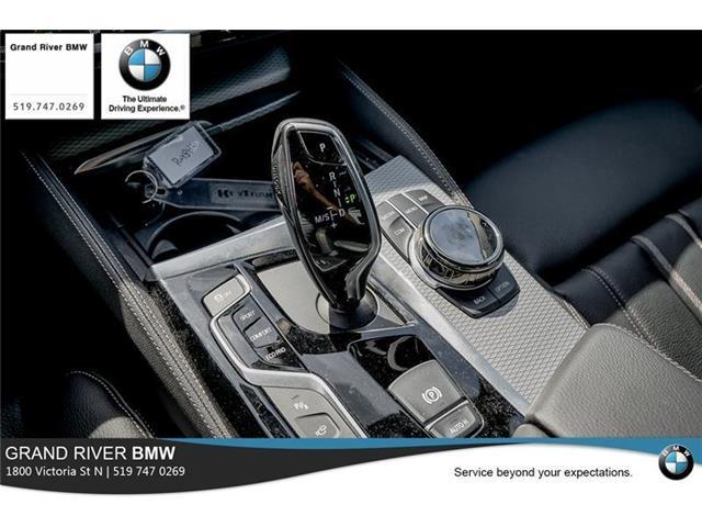 2018 BMW 540i xDrive (Stk: PW4886) in Kitchener - Image 18 of 21