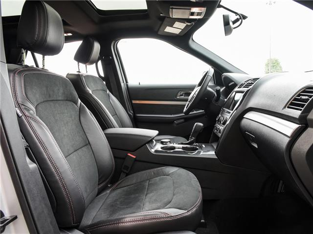 2019 Ford Explorer XLT (Stk: 19EX311) in St. Catharines - Image 9 of 20