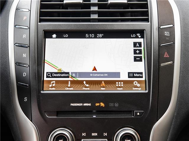 2019 Lincoln MKC Reserve (Stk: 19MC622) in St. Catharines - Image 20 of 23