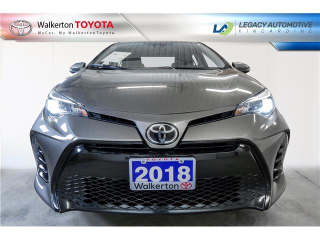 2018 Toyota Corolla SE (Stk: P8057) in Walkerton - Image 2 of 16