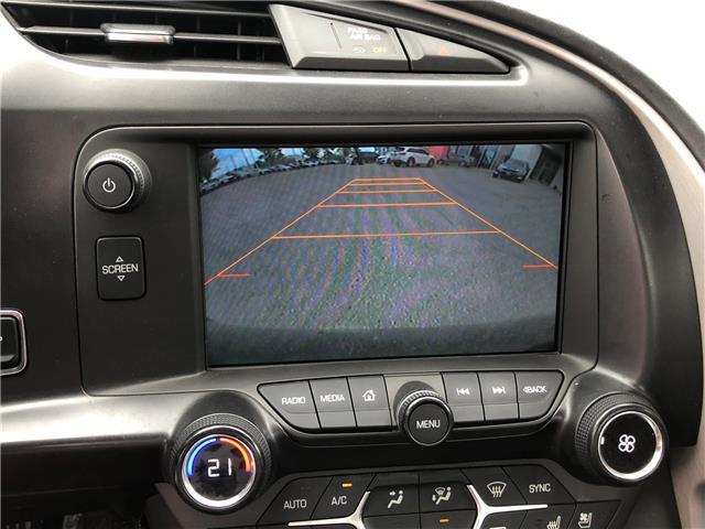2015 Chevrolet Corvette Stingray (Stk: 2622) in Milton - Image 13 of 17