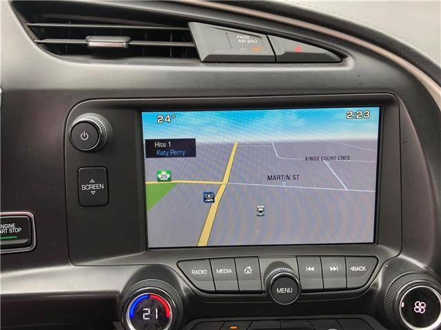 2015 Chevrolet Corvette Stingray (Stk: 2622) in Milton - Image 14 of 17