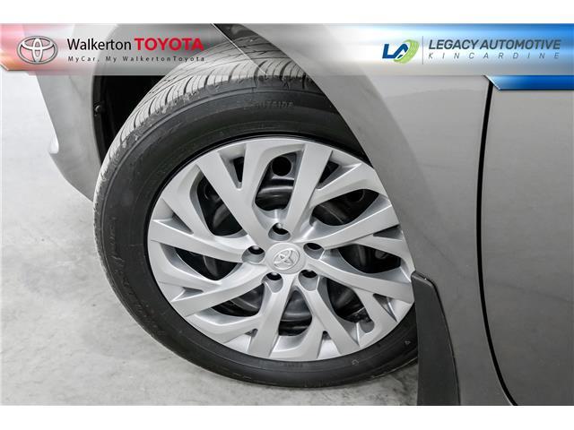 2018 Toyota Corolla SE (Stk: P8057) in Walkerton - Image 6 of 16