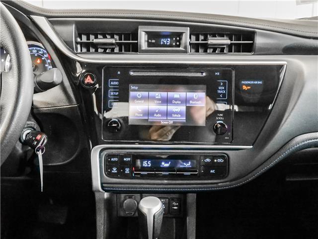 2018 Toyota Corolla SE (Stk: P8057) in Walkerton - Image 10 of 16