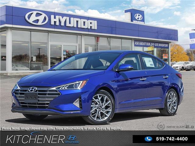 2020 Hyundai Elantra Luxury (Stk: 59001) in Kitchener - Image 1 of 23