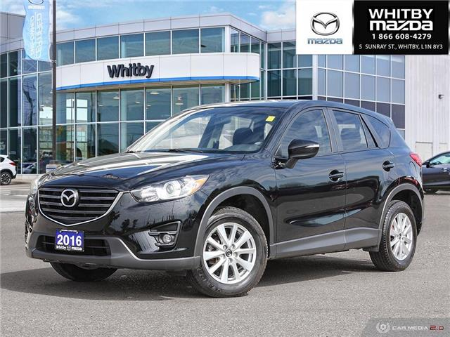 2016 Mazda CX-5 GS (Stk: P17421) in Whitby - Image 1 of 27