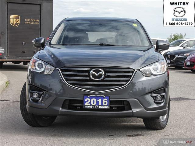 2016 Mazda CX-5 GS (Stk: 190161A) in Whitby - Image 2 of 27