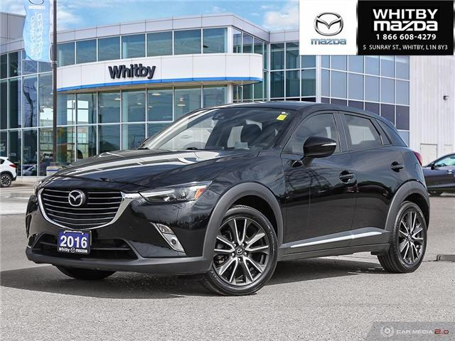 2016 Mazda CX-3 GT (Stk: P17451) in Whitby - Image 1 of 27