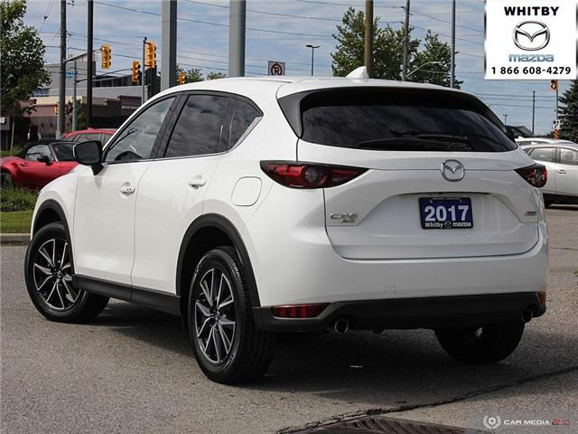 2017 Mazda CX-5 GT (Stk: P17444) in Whitby - Image 4 of 27