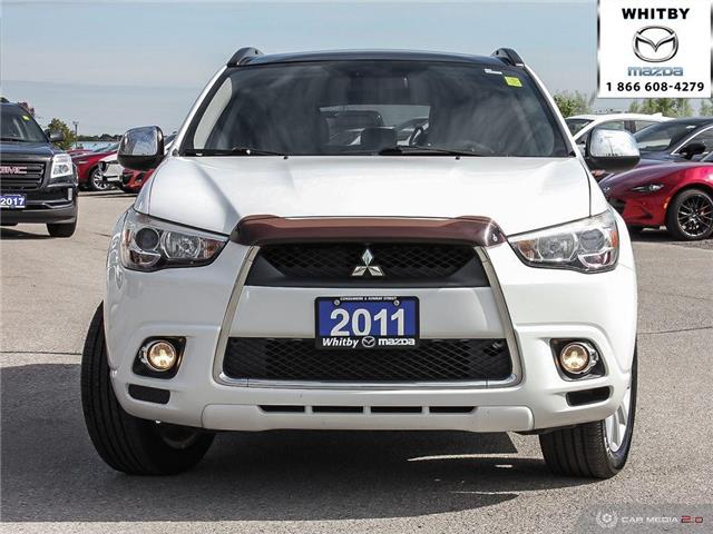 2011 Mitsubishi RVR GT (Stk: 190364A) in Whitby - Image 2 of 27