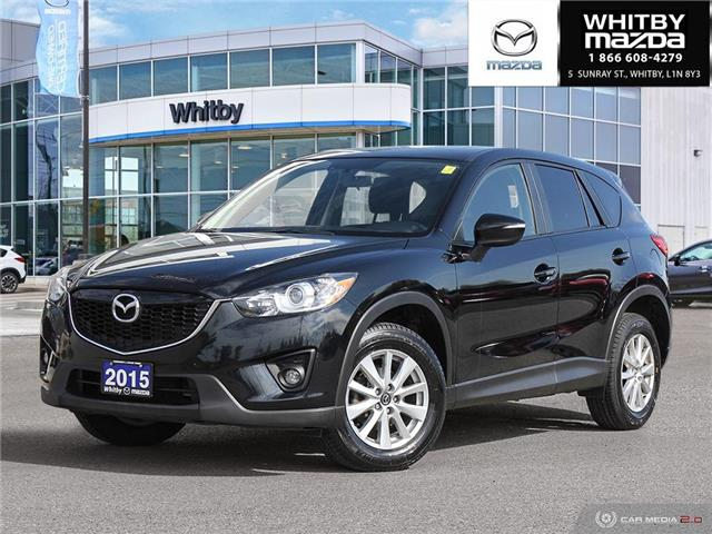 2015 Mazda CX-5 GS (Stk: 190169A) in Whitby - Image 1 of 27
