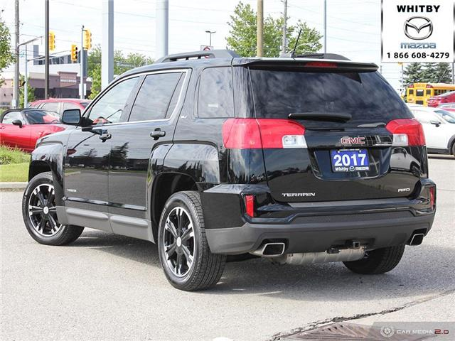 2017 GMC Terrain SLT (Stk: 190248A) in Whitby - Image 4 of 27